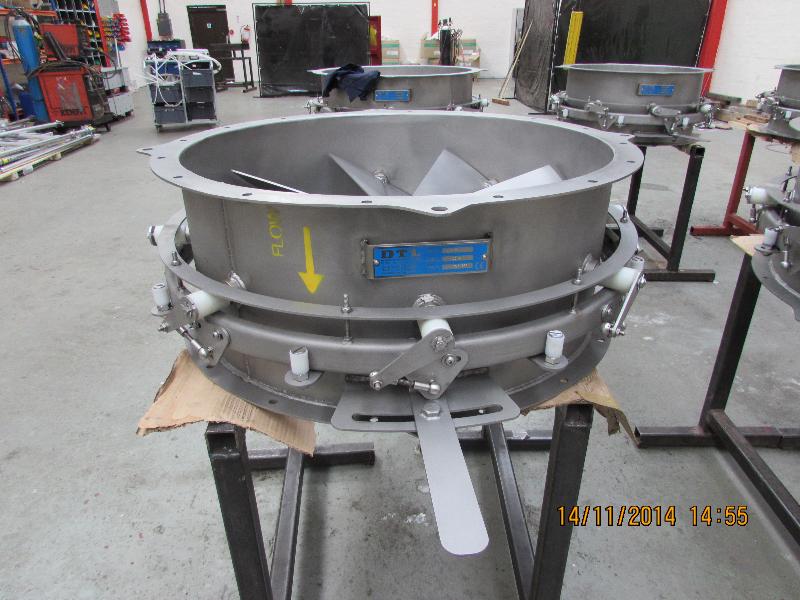 IVC Damper Manufacture