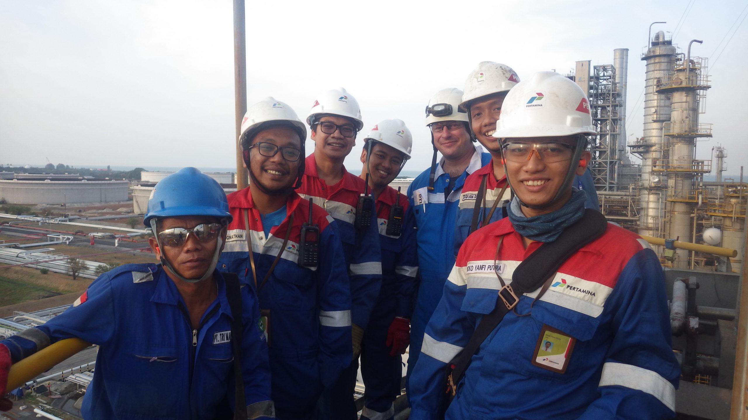 Indonesian Site Visit