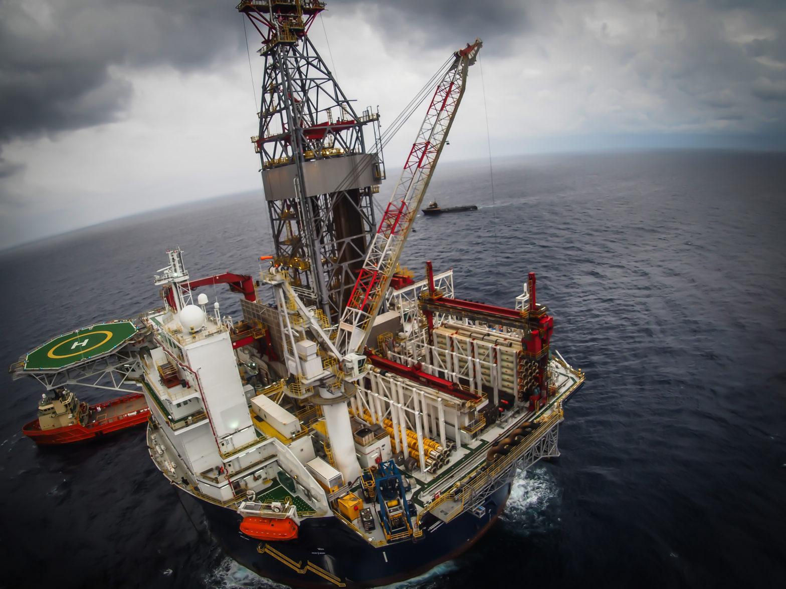 Oil & Gas Platform