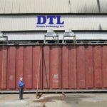 DTL Gas Biasing Damper